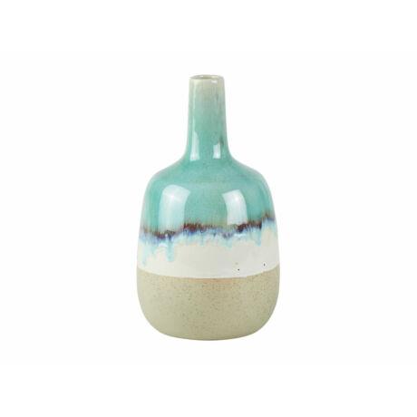 Villa Collection váza, aqua, nagy