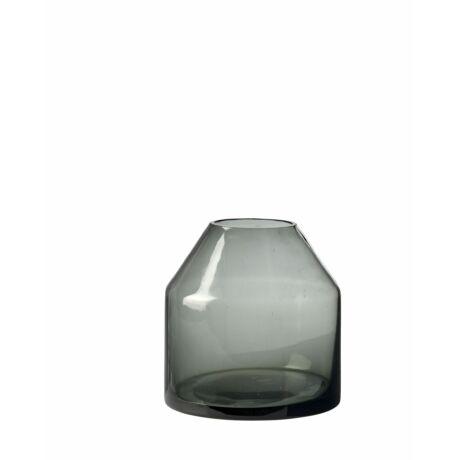 Farah váza, füstüveg, kicsi