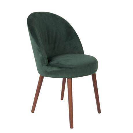 Barbara szék, zöld