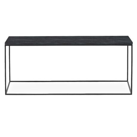 Square kisasztal, fekete pala