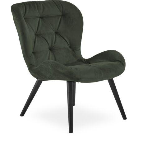 Batilda fotel, zöld
