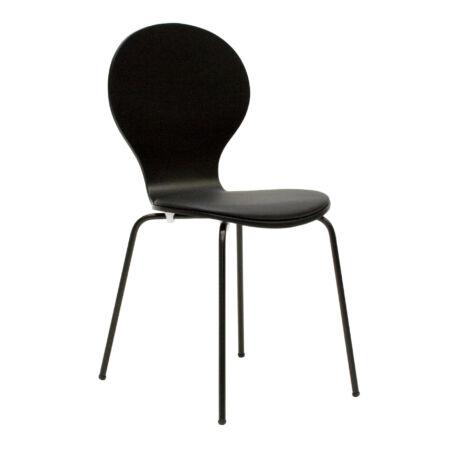 Flower szék, fekete, KIFUTÓ!