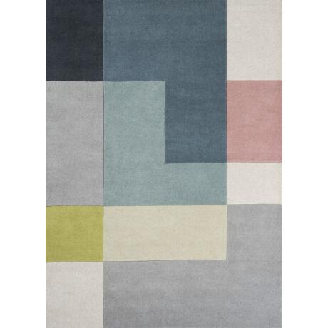 Tetris szőnyeg lime, 140x200cm