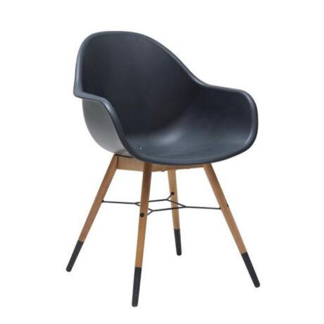 Copenhagen szék fekete