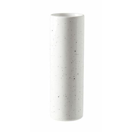 Porto váza fehér/fekete kicsi, kerámia