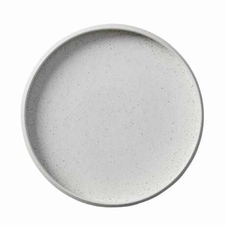 Porto tál , fehér/fekete