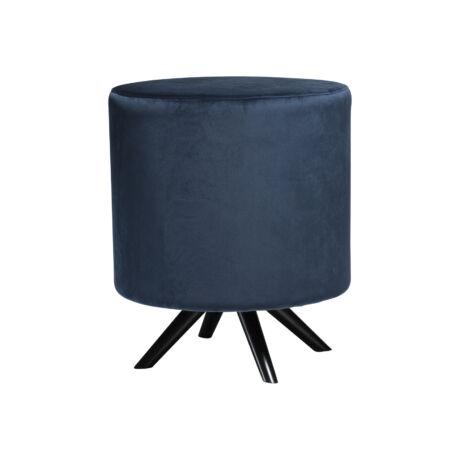 Blur ülőke, kék bársony