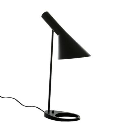 Volta asztali lámp, fekete