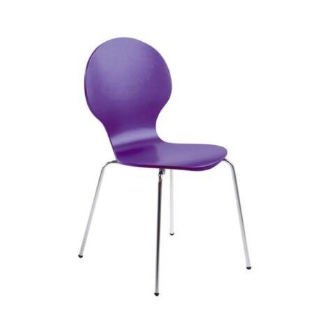 Marcus szék, lila fa