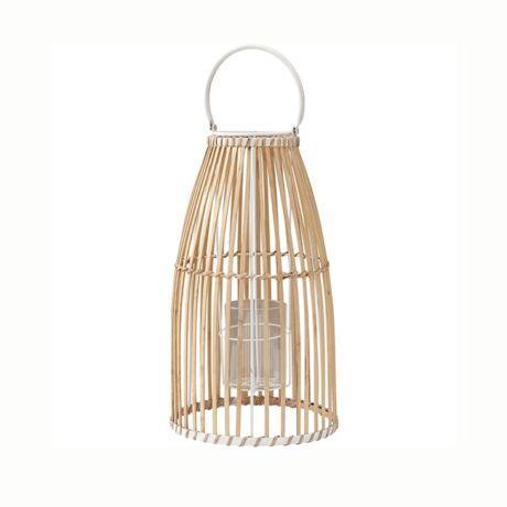 Banskia lámpás, bambusz