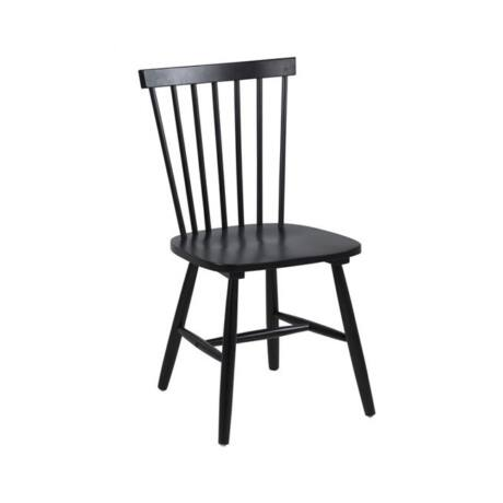 Riano szék, fekete fa