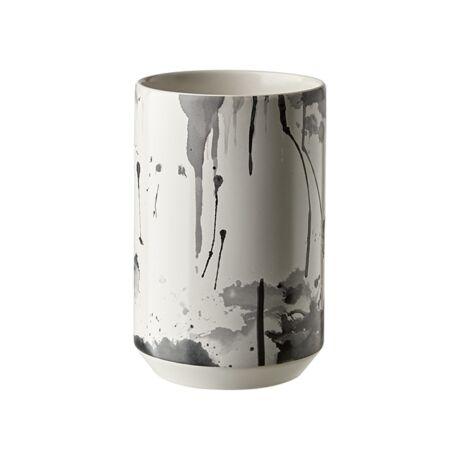 Dicentra váza, fehér kerámia