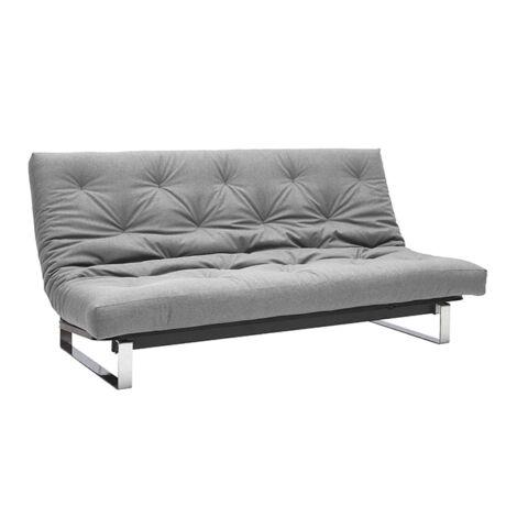 Minimum kanapéágy Szürke szövet