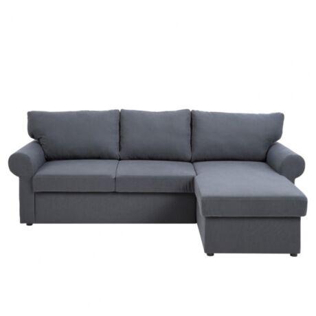 Catania kanapéágy Szürke szövet