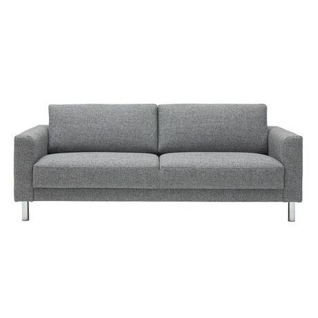 Cleveland 2 személyes kanapé Világosszürke szövet