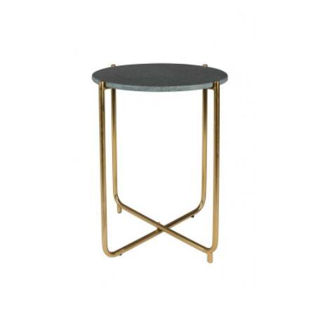 Timpa lámpaasztal, zöld márvány