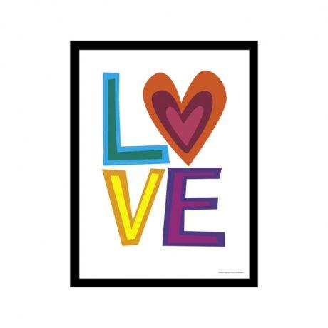 Love kép,  30x40 cm
