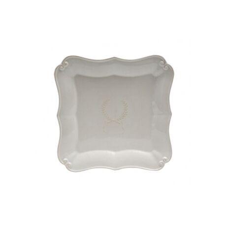 Romana tányér, krém kerámia