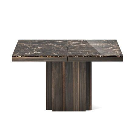 Dusk étkezőasztal, 130 barna márvány