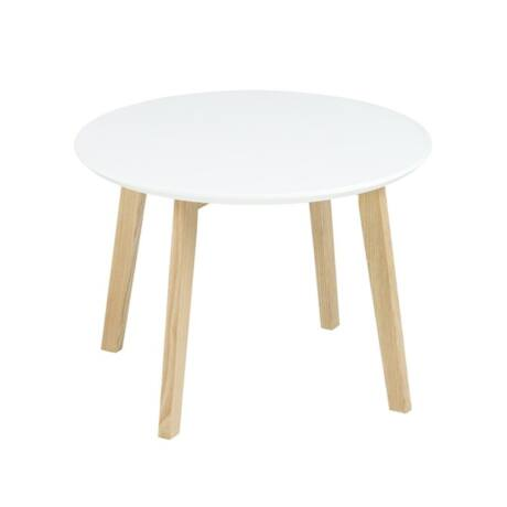 Molina lámpaasztal, fehér