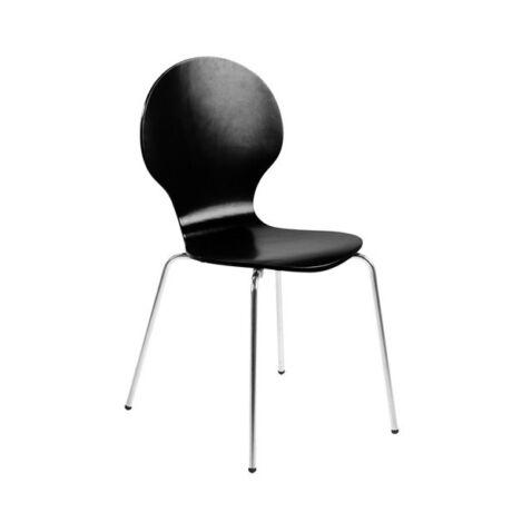 Marcus szék, fekete fa