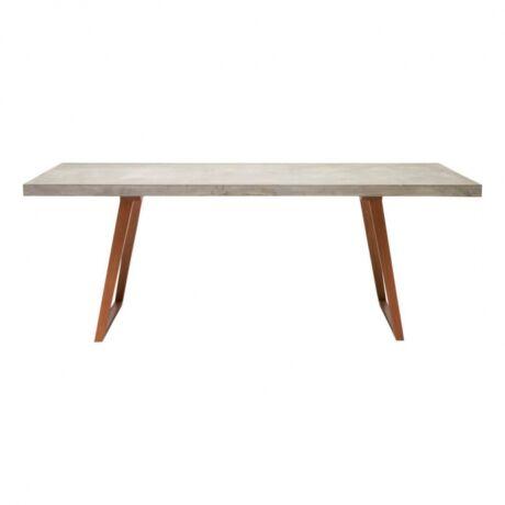 Bifrost kerti asztal, beton