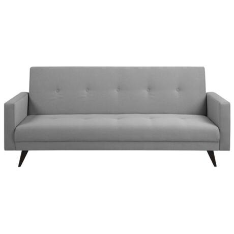 Leconi kanapéágy Szürke szövet