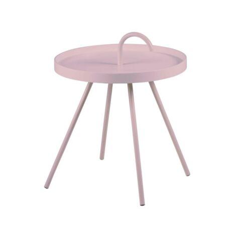 Mico lámpaasztal, Rózsakvarc
