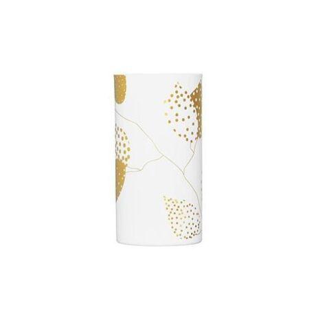 Gloria váza, arany porcelán