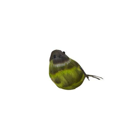 Madárka 1., zöld madártoll
