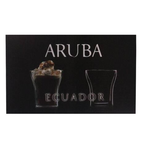 Aruba kávés pohár szett