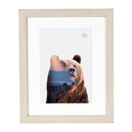 Nature Medve kép,  20x25 cm