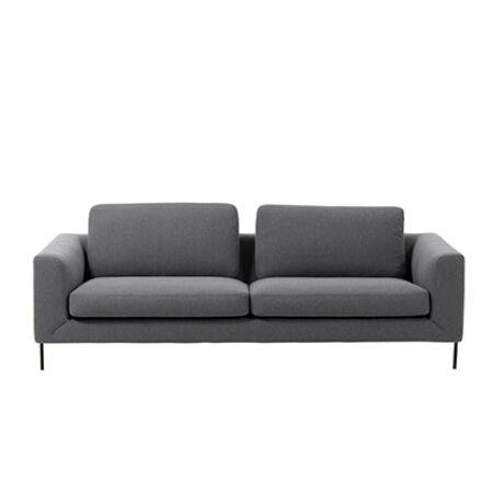 Cucito 2,5 személyes kanapé Szürke szövet
