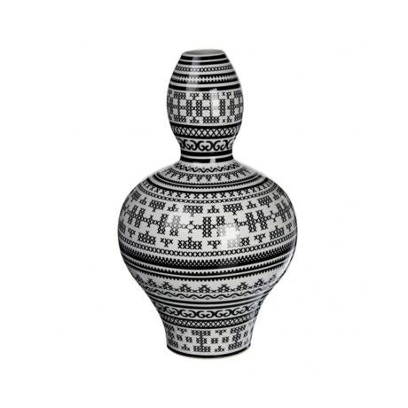 BUDI L váza, porcelán
