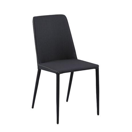 Avanja szék, antracit szövet