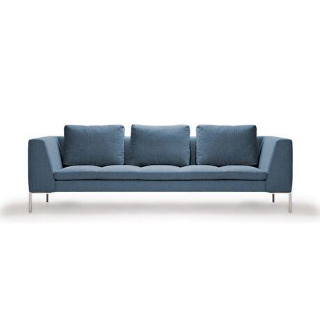 Mondovi 3 személyes kanapé Kék szövet