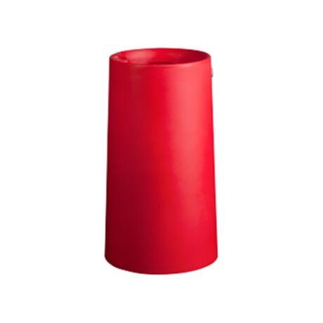 HF Novo kaspó piros, piros