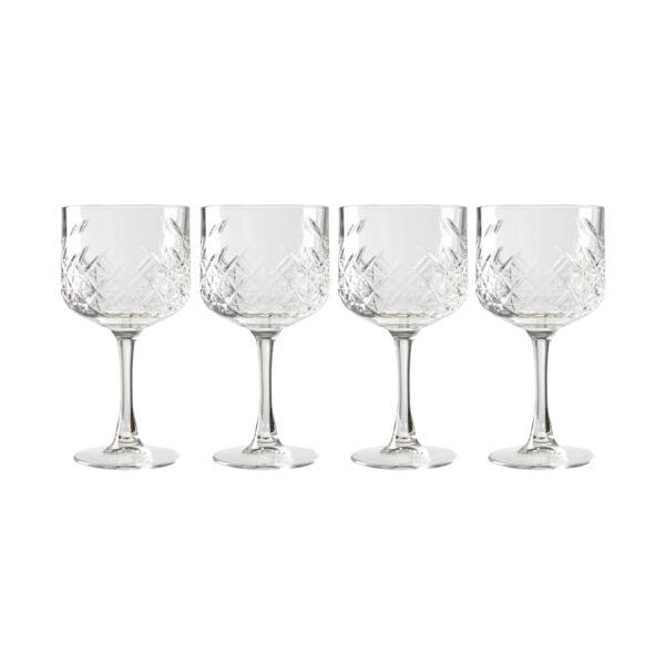 Timeless gines pohár, 4-es szett