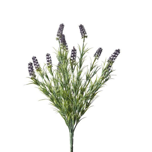 Lavendel művirág, lila