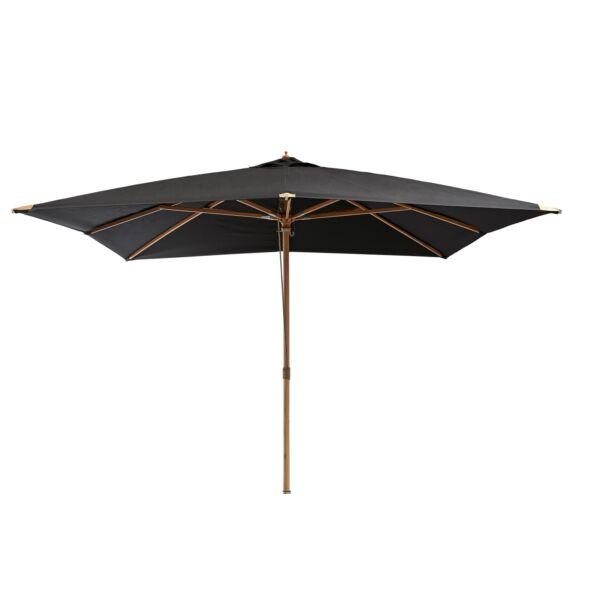 Paris napernyő, fekete, 300x300 cm