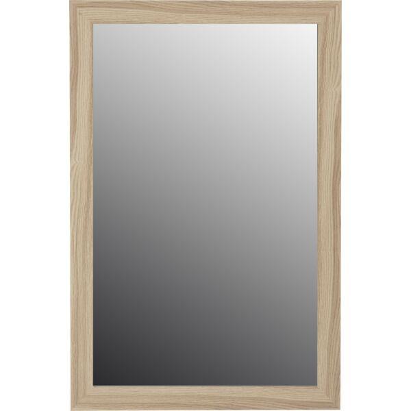 Adeline tükör,  58x88 cm, tölgy keret