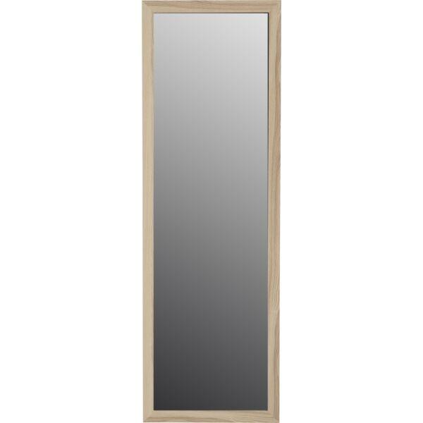 Adeline tükör, 58x178 cm, tölgy keret