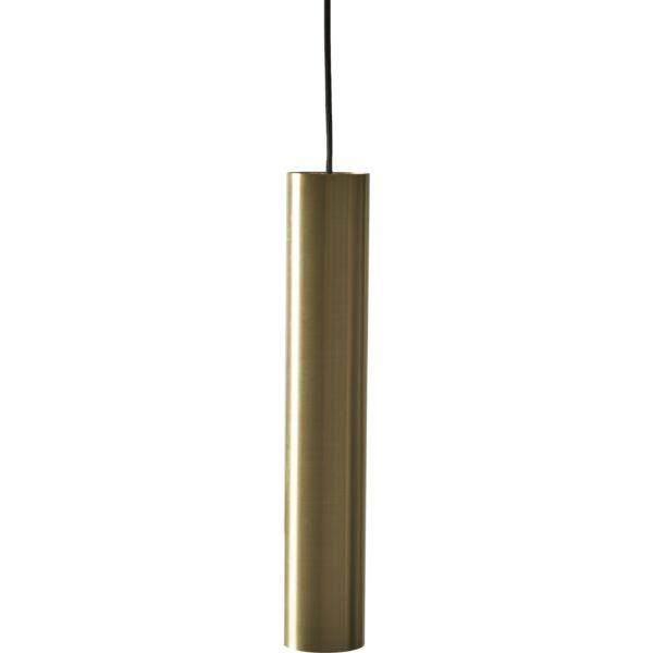 Naver függőlámpa, H40 cm, sárgaréz