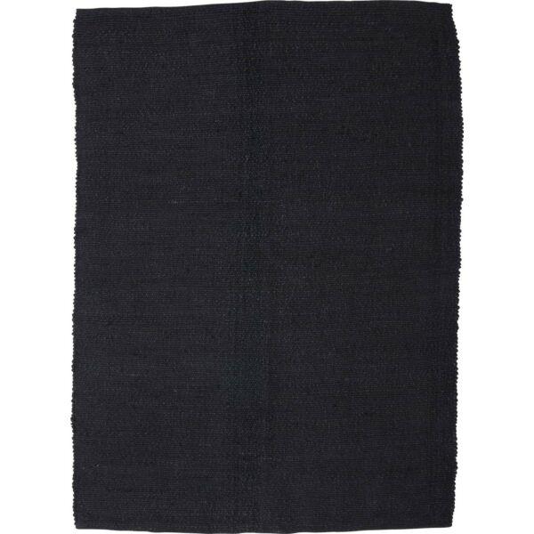 Thora szőnyeg, 170x240 cm, fekete