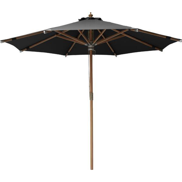 Paris lux napernyő, fekete