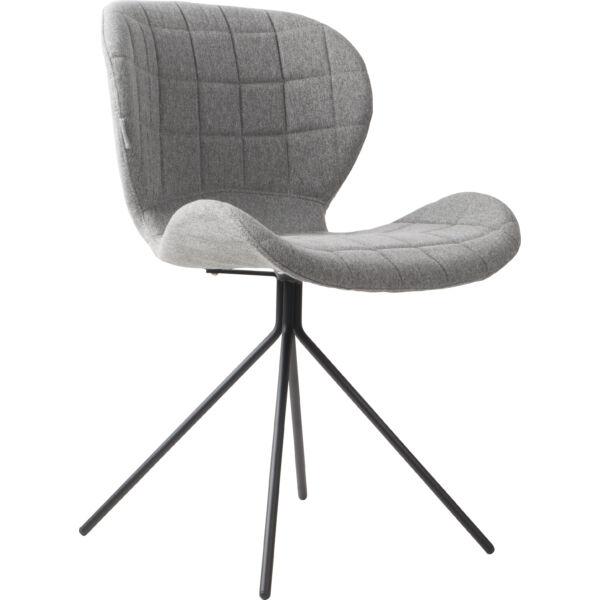 OMG design szék,szürke szövet