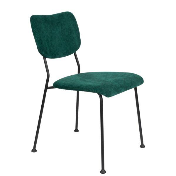 Benson design szék, zöld