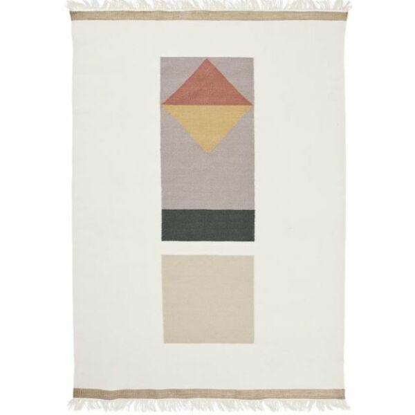 Vero szőnyeg fehér, 140x200cm