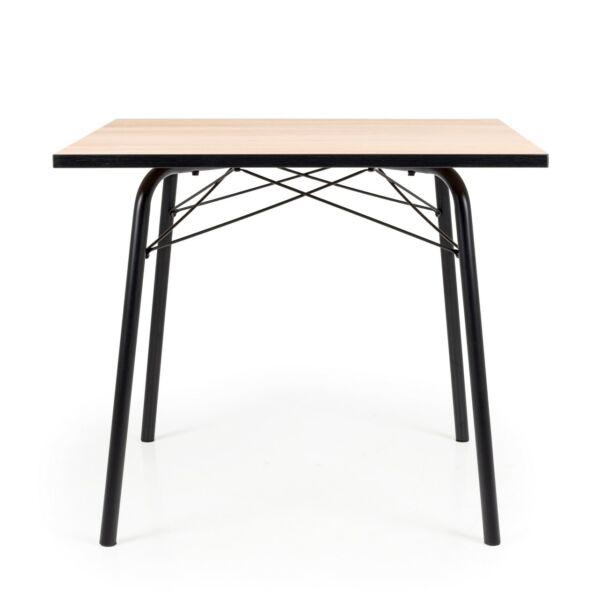 Akita étkezőasztal, tölgy, 90 cm
