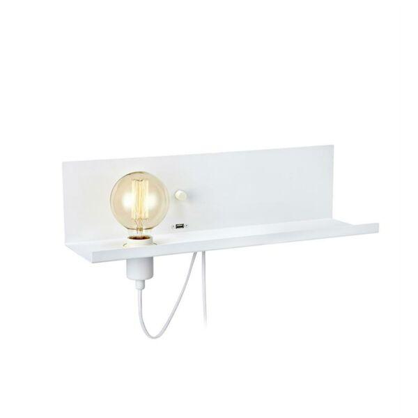 Multi fali lámpa fehér